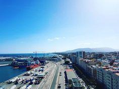 #Puerto de #Málaga. #Andalucía #España #Spain