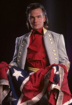 North and South, Patrick Swayze.  Greatest miniseries ever made.
