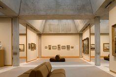 Louis Kahn, Yale Center for British Art, New Haven, 1969-74