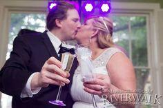 Late Spring Wedding 2015 www.MarriageIsland.com San Antonio Riverwalk.
