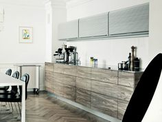 Soren Rose Studio Kitchen Tambour