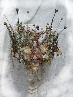 SHERRI BALDY-Fairy Crown#Repin By:Pinterest++ for iPad#