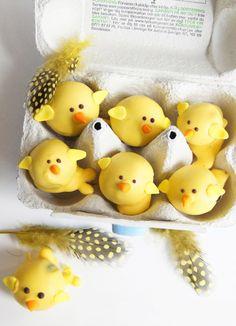 diy no bake chick pops