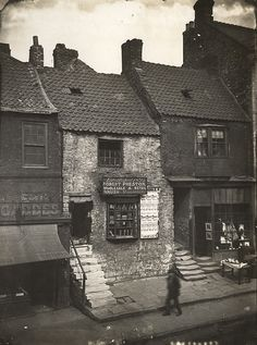 001141:High Street Gateshead unknown 1880