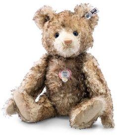 Retired Steiff Bears - TEDDY BEAR PETSY REPLICA 1928 35M Steiff Teddy Bear 4a7640190a667