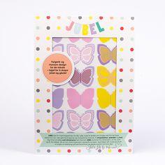 Jubel, jubelshop.no, sommerfugler, sommerfugl, butterfly, butterflies, kidsdesign, kids interior, wallstickers, barneromsdesign, norskdesign