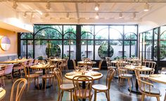 Awash with sorbet shades and delicate metallic flashes, contemporary Lebanese restaurant, Nour, in Sydney's Surry Hills, literally sets the tone for a palate refresh. The combination of its assured minimal geometry accented by soft furnishings in rosew...