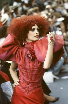John Galliano for The House of Dior, Autumn/Winter 1997, Haute Couture