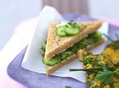 Die herzhaften Brote, die der Earl of Sandwich erfand, sind ein Muss zum Tee und eine schöne Idee für das Valentintags-Frühstück. Oder auch für unterwegs ;)