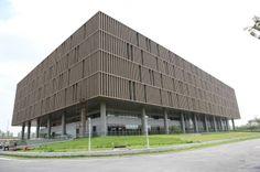 上海浦東図書館 株式会社 日本設計