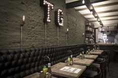 Thrill Grill Restaurant - Bricks Studio