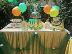 Chota bheem themed party - Syled by Polkadotcelebrations.com
