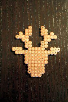 deer beads, reinsdyr av perler