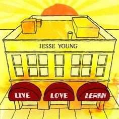 Live Love Learn Album Art