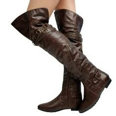 Steampunk looking boots