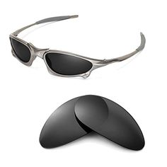 26473dbedb Walleva Replacement Lenses for Oakley Penny Sunglasses Multiple Options  Available Black Polarized -- More info could be found at the image url.