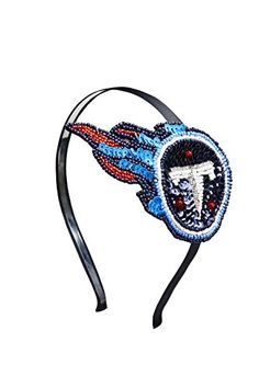 NFL Tennessee Titans The Grace Collection Sequins and Beads Horseshoe Hairband, 6 x 5 x 2.9-Inch, Blue aminco http://www.amazon.com/dp/B00NBNOY3M/ref=cm_sw_r_pi_dp_YQvfvb0B5R55C