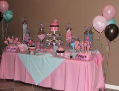 Candy Bar....Tays 13th Birthday