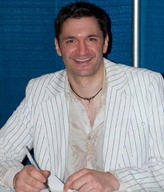 The late Andy Hallett, what a truly lovely man.