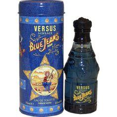 Versace Blue Jeans By Gianni Versace For Men, Eau De Toilette Spray 2.5-Ounces***Versace Man Eau Fraiche by Versace for Men - 3 Pc Gift Set 1.7oz EDT Spray, 1.7oz Perfumed Bath and Shower Gel, 1.7oz After Shave Balm,Versace Man Eau Fraiche by Versace for Men,.