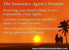 Insurance agents promise to protect clients families as they would protect their - Home Mortgage Insurance - See how home insurance affect your mortgage. - Insurance agents promise to protect clients families as they would protect their own. Buy Life Insurance Online, Life Insurance Agent, Insurance Humor, Insurance Marketing, Life Insurance Quotes, Term Life Insurance, Life Insurance Companies, Insurance Agency, Home Insurance