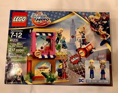LEGO DC Super Hero Girls Harley Quinn to the rescue 41231 NEW  | eBay
