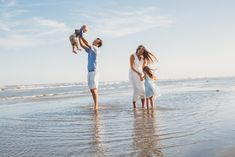 This summer, our family was lucky enough to escape to the beach a couple of times. Those weekends were the perfect getaways that we needed during the COVID-19 outbreak. Since the beach became a special place for us, I knew we had to capture the magic in a beach photo shoot! After our experience, I …The post Top Tips for a Beautiful Beach Family Photo Shoot appeared first on Amy's Balancing Act.