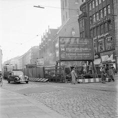 Hamburg in 1956