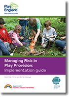 """Managing Risk in Play Provision"" Play England.  Links to free PDFs on assessing and managing risks in play and using risk/benefit analysis.  Wonderful documents - essential reading for anyone who works with children.  There's a 4 page position statement (read this first) and a 128 page implementation guide, which goes into great depth about using Risk/Benefit analysis and managing risks, plus a 4 page briefing document specifically for professional risk managers.  Originally Pinned by Alec…"