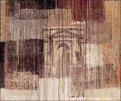 "Картина ""Фата-моргана"", 100х120 см, холст, масло"