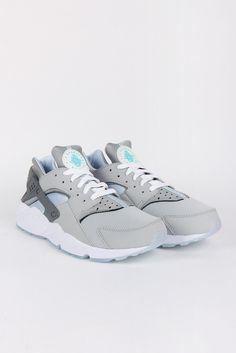 Nike, Air Huarache - wolf/grey/tide pool blue/cool grey