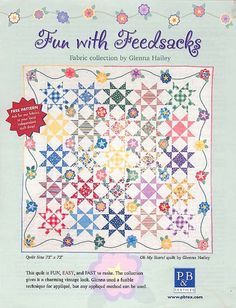 Starflower Fabrics & Quilts Free Patterns