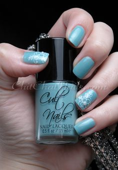 ChitChatNails » Blog Archive » Over at Northern Nails