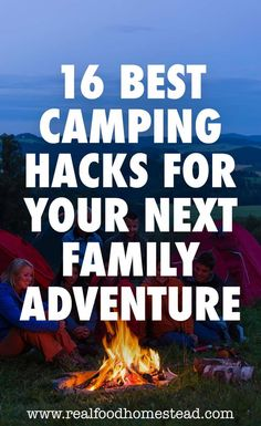 16 Best Camping Hacks for Your Next Family Adventure Camping Hacks, Kids Camping Bed, Family Camping, Tent Camping, Outdoor Camping, Camping Ideas, Camping World, Camping Essentials, Family Travel