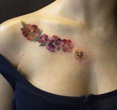 Rita Kit tattoo