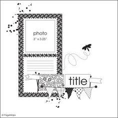 ScrapBook Ideas: Sketch 38!!