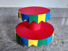 Centro de Mesa Junino - YouTube 28th Birthday, Carnival Birthday, Baby Birthday, Birthday Parties, Circus Theme Party, Party Themes, Diy For Kids, Backyard For Kids, Cake Decorating Designs