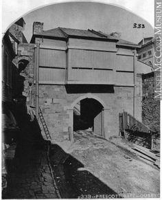 Photographie | Porte Prescott, Québec, QC, 1868 | I-33952.1