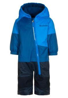 LITTLE DUDE - Pantalon de ski - mrine blue