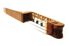 Juan Carlos Noguera - Industrial Design - 'Oli travel electric ukulele