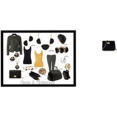 """Sleek & Statement - Park Lane Jewellery"" by crystal-pearce on Polyvore"