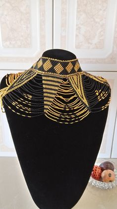 African Beads Necklace, African Jewelry, Beaded Necklace, Necklaces, Body Necklace, Pearl Choker, Zulu, African Beauty, Wedding Gifts