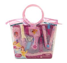 Amazon.com : Disney Princess Hair Accessory Tote : Fashion Dolls : Toys & Games
