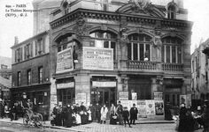Théâtre Montparnasse, 1886