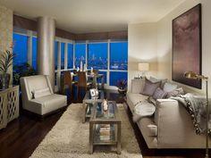 Contemporary | Living Rooms | Richard Gacek : Designers' Portfolio : HGTV - Home & Garden Television#/id-11419