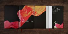 Modello by Boffo Developments #graphicdesign #design #typography #realestate #print #printdesign #advertisement