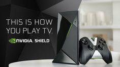 La Shield Android TV de #Nvidia arrive dans votre salon   Jean-Marie Gall.com