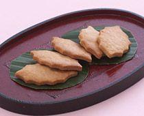 eヘルシーレシピ - きなこクッキー - 第一三共株式会社