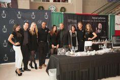 The whole Bonita event team at Phoenix Tequila Fest