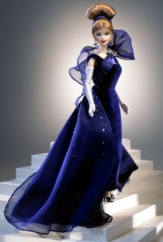 1999 Embassy Waltz™ Barbie® | Official Barbie Collector Club *CLUB DESIGN